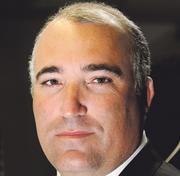Gary Fish, CEO of FishNet Security Inc.