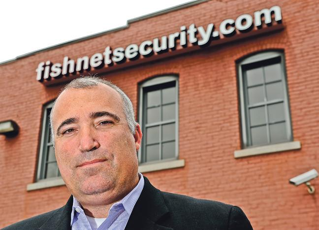 FishNet Security CEO Gary Fish
