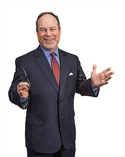 Larry Frazen, managing partner in Kansas City for Bryan Cave LLP