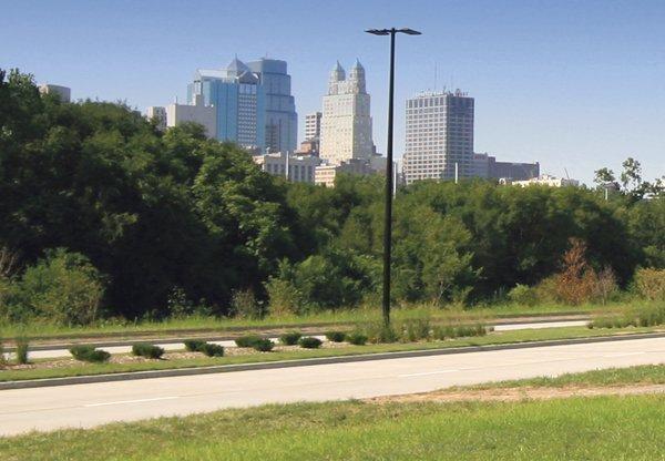 Front Street Roadway improvements