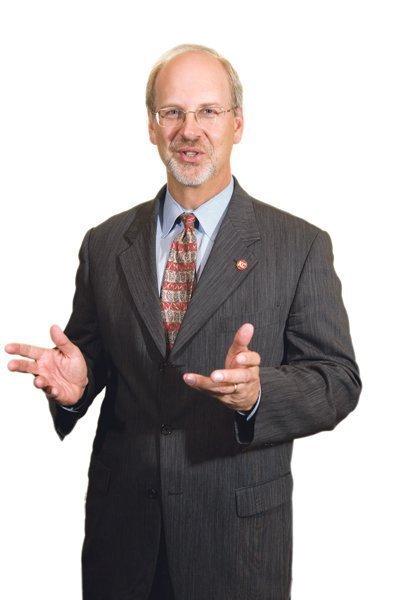 Pete Fullerton, CEO of the Economic Development Corp. of Kansas City