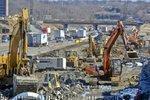 Squeeze play: Crews finish work on George Brett Bridge before Kansas City Royals' home opener