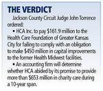 HCA replacing rather than repairing assets drives verdict for foundation