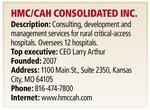 HMC/CAH Consolidated files Chapter 11, blames failed hospital financing deal
