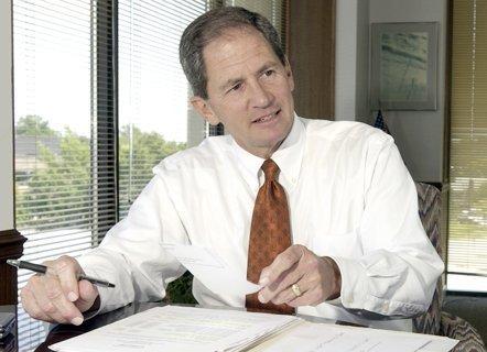 Charlie Haake, chairman of Haake Cos.