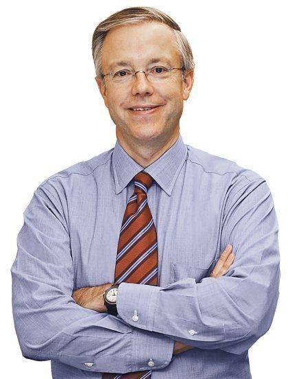 Hallmark CEO Don Hall Jr.