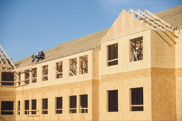 Homebuilder Centurion American plans to develop single-family homes on a tract near Nebraska Furniture Mart.