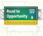 Interstate 49 opens road to opportunity for trade, development in KC area