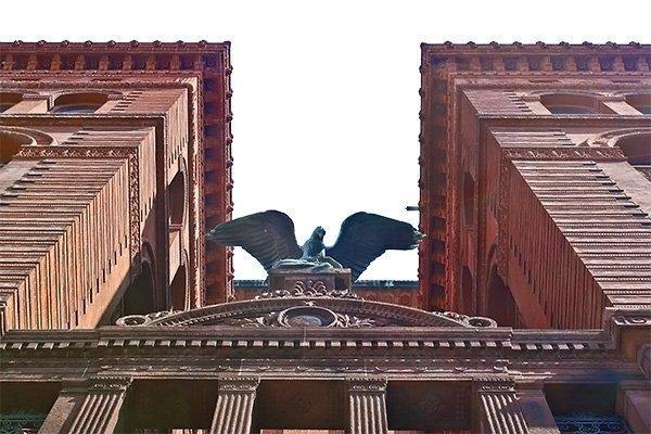 The Dioscese of Kansas City-St. Joseph now owns the former Aquila Inc. headquarters.