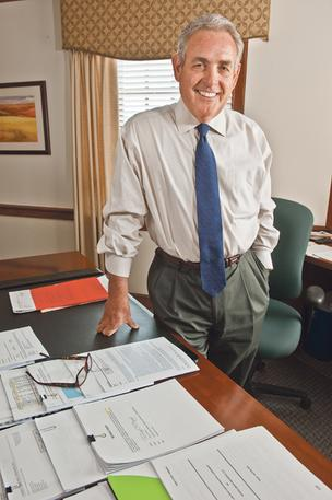 Stan Ricketts, regional president for Intrust Bank