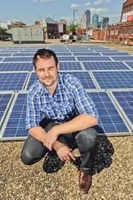 Incentives add juice to solar power flair