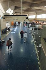 KCI passenger traffic noses down in August