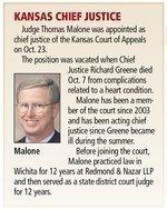 Kansas judicial vacancies raise visibility of nomination debate