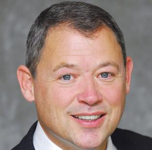 Tim Laney, National Bank Holdings president and CEO (file)