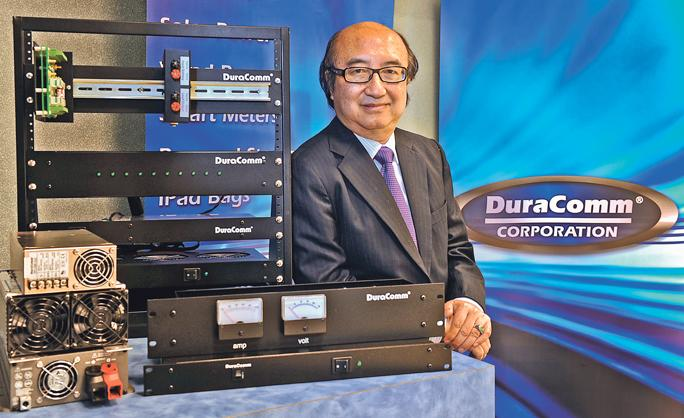"""Benny Lee, chairman and CEO of DuraComm Power Supplies, says he has a vision for the company that includes keeping its core business — power supplies — but also expanding the product line. """"There is opportunity for us to do a few things more aggressively,"""" Lee says."""