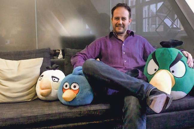 Adknowledge Inc. CEO Ben Legg is quite happy (unlike certain birds) with changes that include hiring for the company's Kansas City office.