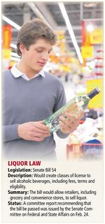Sides continue trading shots on Kansas bill to expand liquor sales