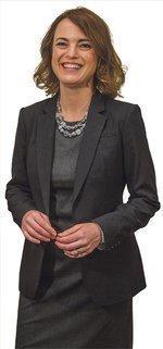 Up close: Gwen Locher, managing partner of Lane4 Property Group Inc.