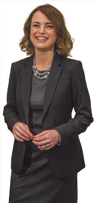 Gwen Locher, managing partner of Lane4 Property Group Inc.