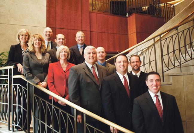 Lockton Cos. LLC uses technology to bring together its wide-ranging offerings and offices.