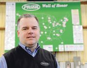Nick Manning, president of Prier Products Inc., says the savings on inventory costs by not going overseas could justify doing more work in house.