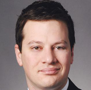 Korb Maxwell, a Polsinelli Shughart PC lawyer representing The Cameron Group