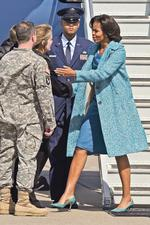 Michelle Obama to campaign with <strong>James</strong> <strong>Taylor</strong> in the Berkshires