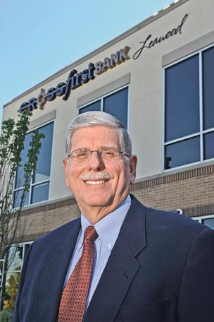 John Pittman, managing director of Leawood-based CrossFirst Advisors
