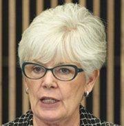 Kansas Insurance Commissioner Sandy Praeger