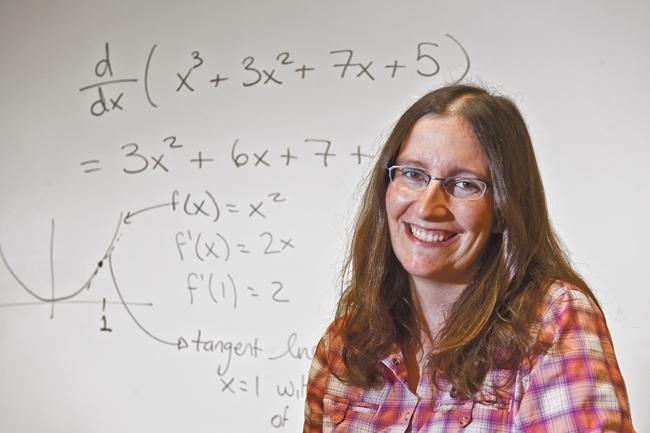 Mairead Greene, a math professor at Rockhurst University, says students who want to major in engineering usually don't come to Rockhurst because it has no program. But that may change because of an arrangement with the University of Missouri-Kansas City to offer Rockhurst students an engineering degree through UMKC.