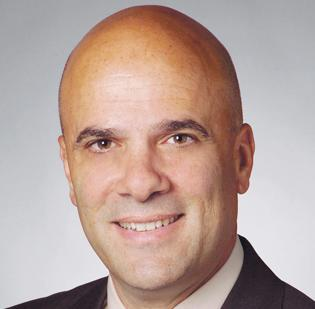 Anthony Romano, vice chairman, Polsinelli Shughart PC's labor and employment practice group