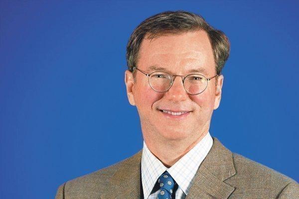 Google Inc.'s chairman, Eric Schmidt.