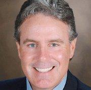 Blake Schreck, president of the Lenexa Chamber of Commerce