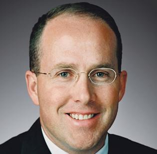 Kevin Sparks, chief strategy officer, Blue Cross and Blue Shield of Kansas City