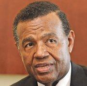 Leo Morton, chancellor, University of Missouri-Kansas City