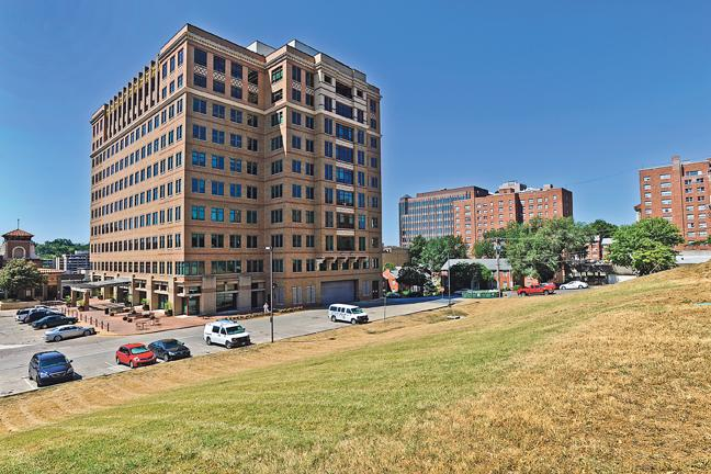 The Valencia II site is next to Valencia Place, which houses Lockton Cos. Inc. Polsinelli Shughart PC reportedly is considering this site and two others for a new headquarters.