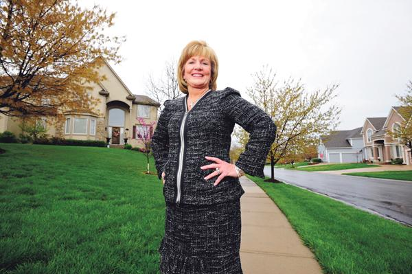 Kathy Koehler, CEO of The Koehler-Bortnick Team, the area's top residential real estate team, has a listing at 9314 W. 146th Place in Overland Park, which is part of the wealthiest ZIP code in the Kansas City metropolitan area.