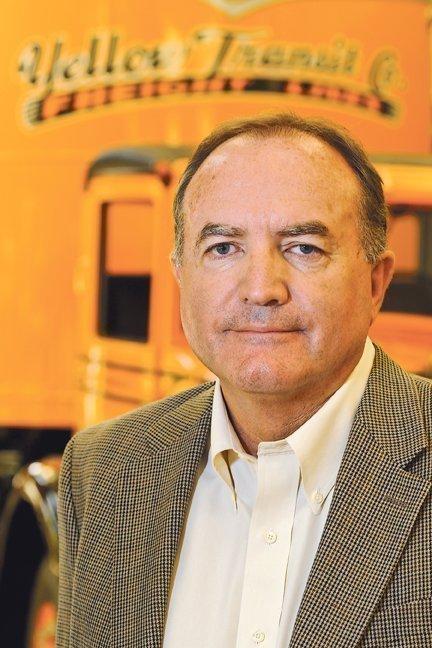 YRC Worldwide CEO James Welch