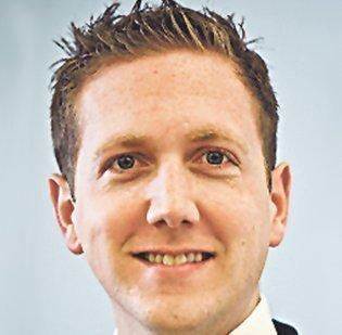 Ryan Westhoff, a Levy & Craig PC lawyer representing Faith Technologies