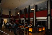 The Chesterfield room at the Alamo Drafthouse.