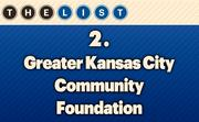 No. 2 Greater Kansas City Community Foundation  2012 Assets: $1,636,468,707 Location: Kansas City, Mo. For more information, check out the 2013 Top charitable trusts and foundations  available to KCBJ subscribers.
