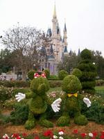 Tech spending narrows Disney profit margin