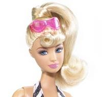A National Retail Federation survey says Barbie is at the top of holiday shoppers' lists for girls. LEGO tops shoppers' lists for boys.
