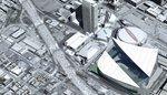 AEG unveils renderings of proposed football stadium