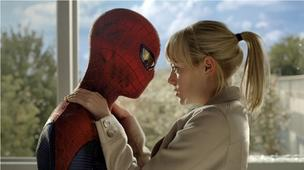 Amazing Spider-Man Peter Parker Gwen Stacy