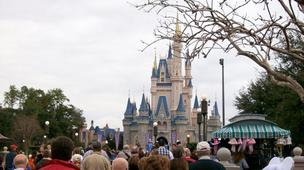 Walt Disney World this weekend raised the price of its one-day, single-park ticket to $89.