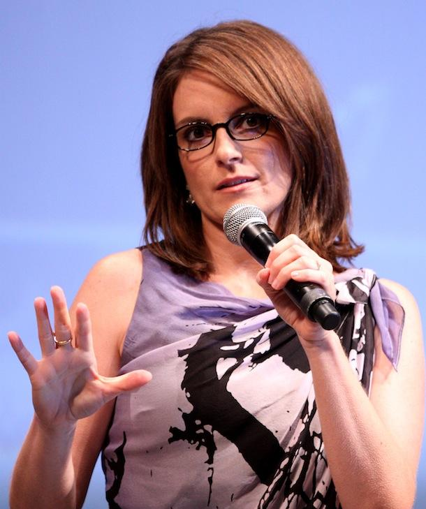 Tina Fey will remain at Universal under a new, four-year deal.