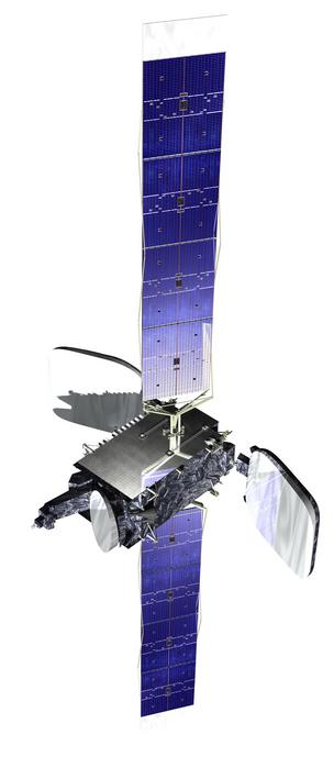 The SES-8 satellite is set to launch in 2013