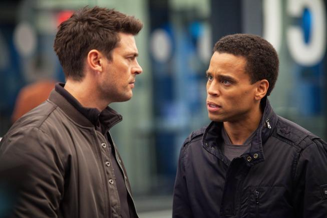 "Fox's ""Almost Human"" got off to a solid start Sunday night thanks to big lead-in from NFL football."