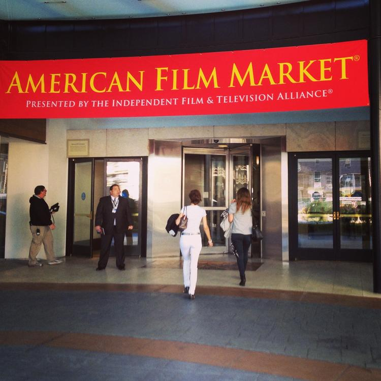 Over 8,000 attendees will arrive in Santa Monica this week for the American Film Market.